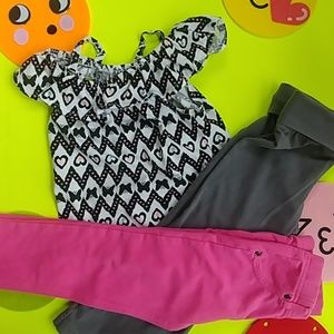 3 pieces/Garanimals & Old Navy
